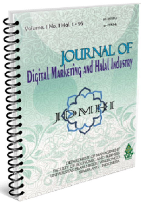 Journal Of Digital Marketing And Halal Industry