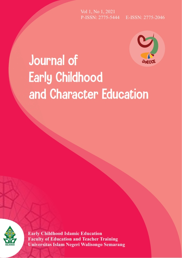 Journal of Early Childhood and Character Education