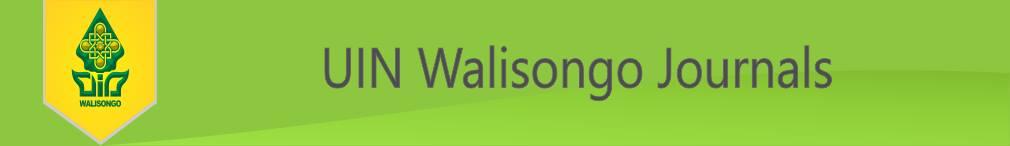 Selamat Datang di Rumah Jurnal UIN Walisongo